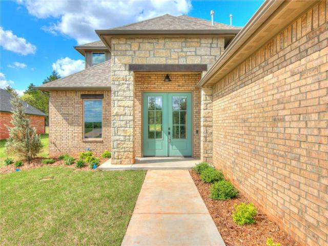 7209 Whirlwind Way, Edmond, OK 73034 (MLS #816063) :: Wyatt Poindexter Group