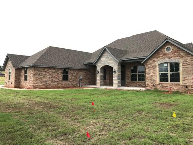 7817 Deer Meadow Drive, Oklahoma City, OK 73150 (MLS #816215) :: Wyatt Poindexter Group