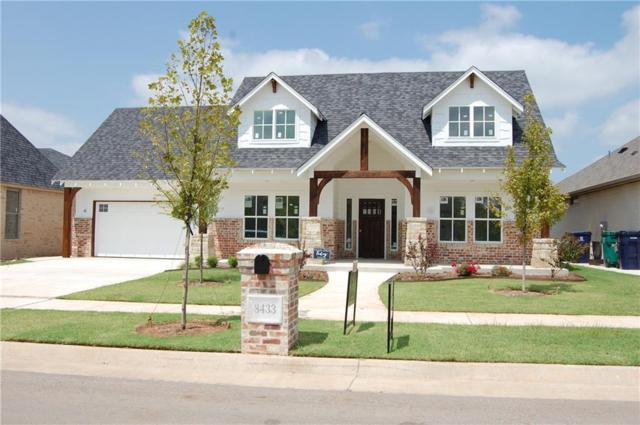 8433 NW 134th Street, Oklahoma City, OK 73142 (MLS #816854) :: Wyatt Poindexter Group