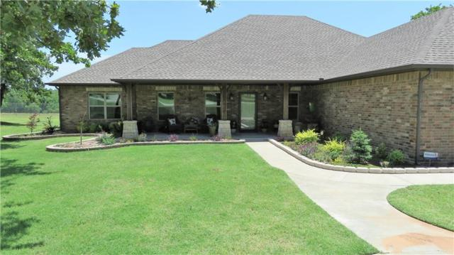 8274 Elk, Blanchard, OK 73010 (MLS #816897) :: Wyatt Poindexter Group