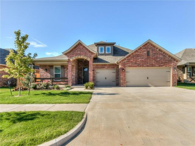 8712 NW 109th Terrace, Oklahoma City, OK 73162 (MLS #816973) :: Homestead & Co