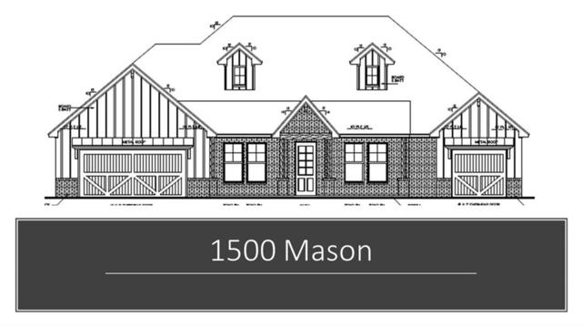 1500 Mason Lane, Edmond, OK 73034 (MLS #817195) :: Wyatt Poindexter Group