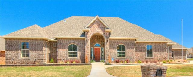 12804 Ponderosa Boulevard, Oklahoma City, OK 73142 (MLS #817409) :: Wyatt Poindexter Group