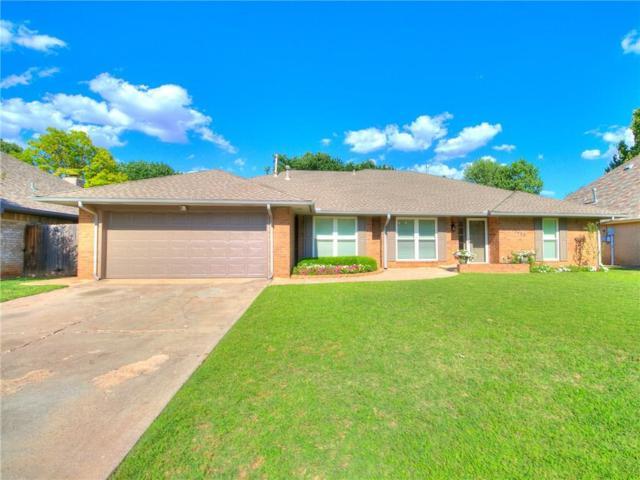 13408 Green Valley Drive, Oklahoma City, OK 73120 (MLS #817607) :: Wyatt Poindexter Group