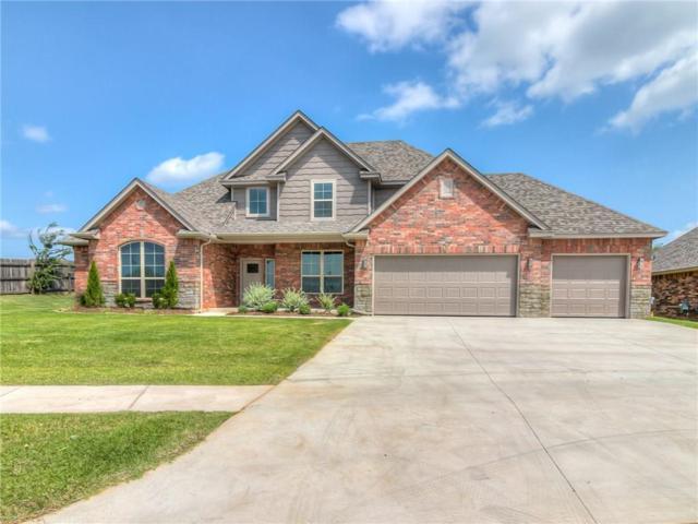 4508 Baldwin Avenue, Moore, OK 73160 (MLS #817620) :: Homestead & Co