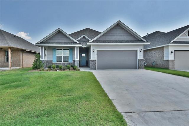 2424 Fallview Drive, Edmond, OK 73034 (MLS #818226) :: Wyatt Poindexter Group