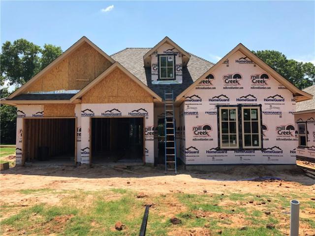 5505 Inverary Drive, Edmond, OK 73025 (MLS #818250) :: Meraki Real Estate
