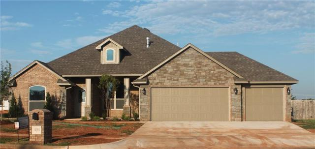 14001 Hawk Circle, Piedmont, OK 73078 (MLS #818317) :: Wyatt Poindexter Group