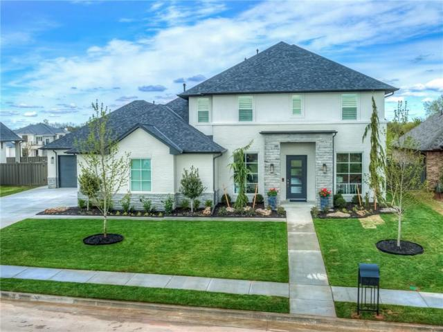 6216 Wentworth Drive, Edmond, OK 73025 (MLS #818636) :: Wyatt Poindexter Group