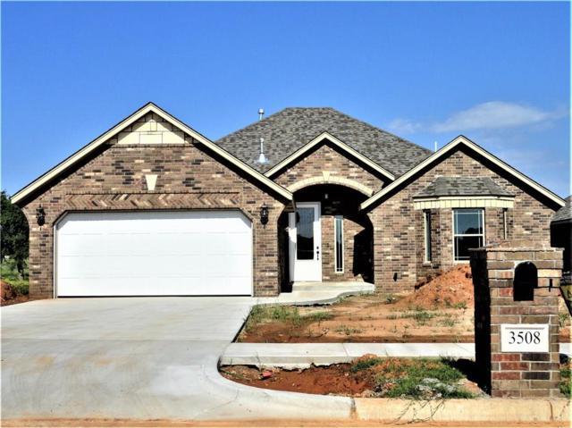3508 Lakeside Drive, Oklahoma City, OK 73160 (MLS #818776) :: Wyatt Poindexter Group