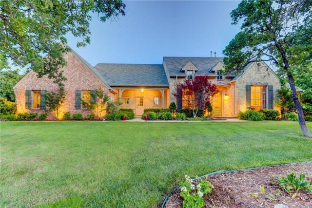7416 NE 117th Court, Edmond, OK 73013 (MLS #819256) :: Wyatt Poindexter Group