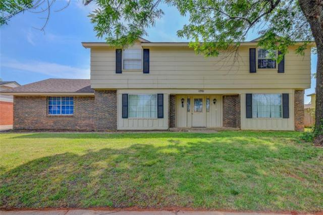 1701 Oakhurst Avenue, Norman, OK 73071 (MLS #819385) :: Wyatt Poindexter Group