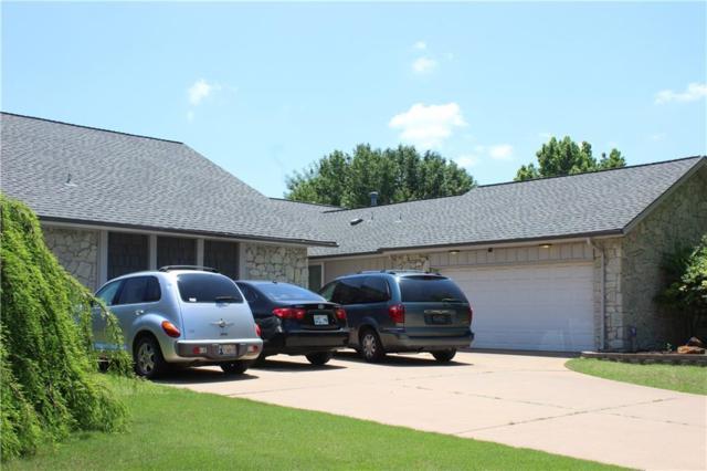 12016 Robinwood Place, Oklahoma City, OK 73120 (MLS #819444) :: Erhardt Group at Keller Williams Mulinix OKC