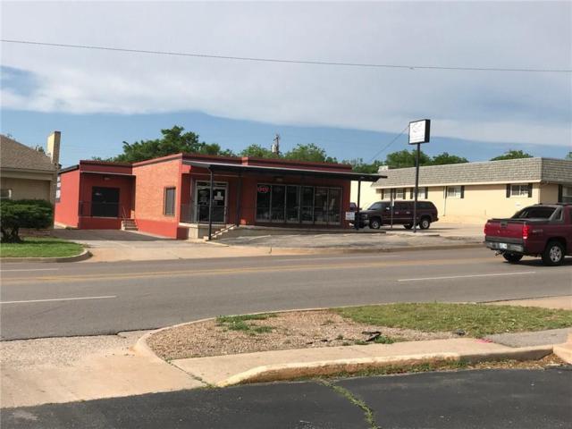 2005 NW 39th Street, Oklahoma City, OK 73118 (MLS #819541) :: Wyatt Poindexter Group