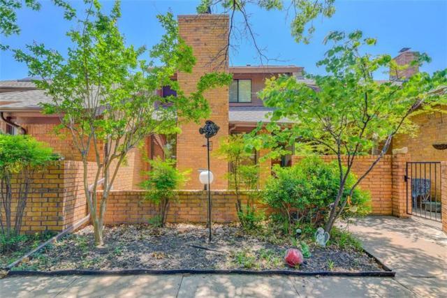 1899 Saddleback #3, Norman, OK 73072 (MLS #819739) :: KING Real Estate Group