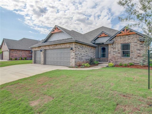 9224 NW 137th Street, Yukon, OK 73099 (MLS #820407) :: Wyatt Poindexter Group