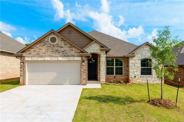 2517 SE 38th Street, Moore, OK 73160 (MLS #820901) :: Erhardt Group at Keller Williams Mulinix OKC