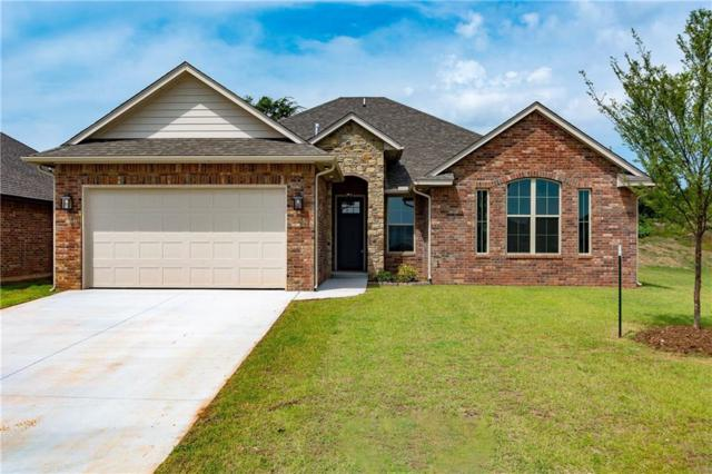 3601 Rita Road, Moore, OK 73160 (MLS #820945) :: Erhardt Group at Keller Williams Mulinix OKC