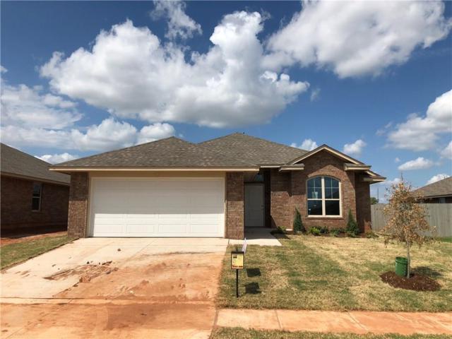 9013 SW 48th Terrace, Oklahoma City, OK 73179 (MLS #821005) :: Homestead & Co