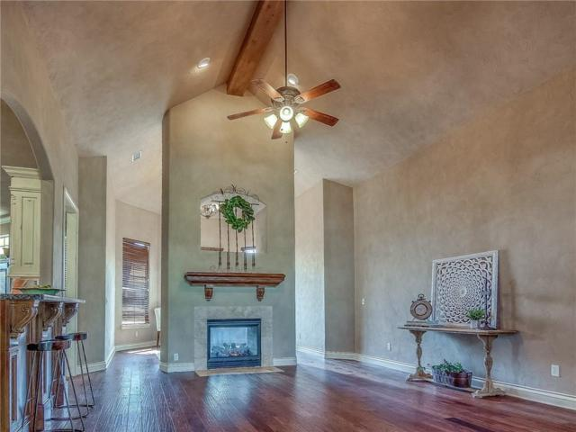 17309 Grove Hill Terrace, Edmond, OK 73012 (MLS #821225) :: Wyatt Poindexter Group