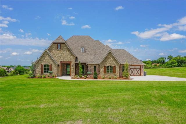 3827 SE 55th Pl, Norman, OK 73072 (MLS #821235) :: Homestead & Co