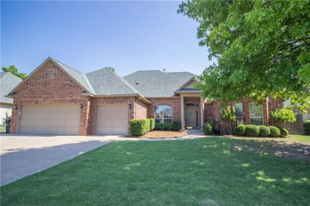 2721 SW 124th Terrace, Oklahoma City, OK 73170 (MLS #821797) :: Wyatt Poindexter Group