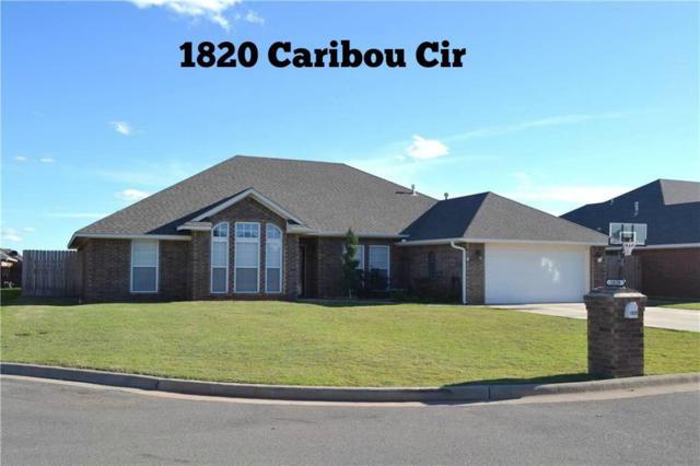 1820 Caribou Circle, Altus, OK 73521 (MLS #821981) :: Wyatt Poindexter Group