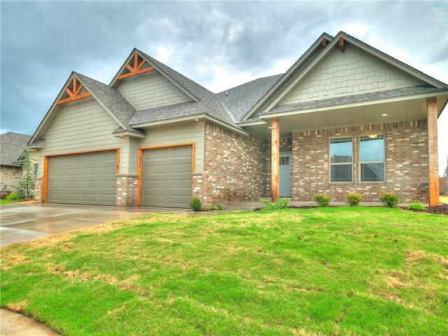 9228 NW 137th Street, Yukon, OK 73099 (MLS #822217) :: KING Real Estate Group