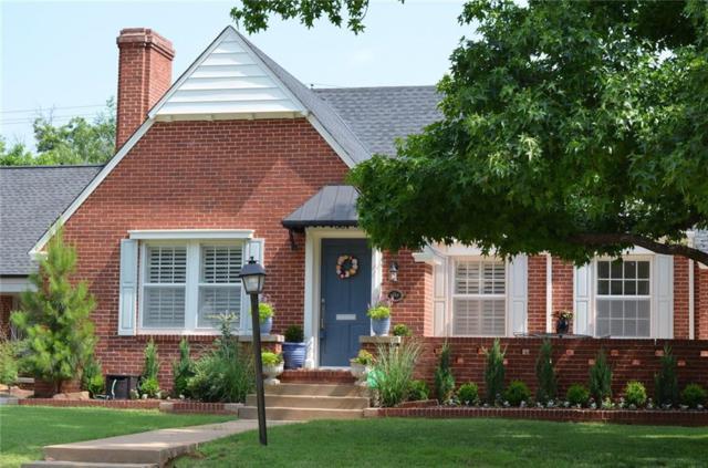 601 NW 42nd Street, Oklahoma City, OK 73118 (MLS #822292) :: Erhardt Group at Keller Williams Mulinix OKC