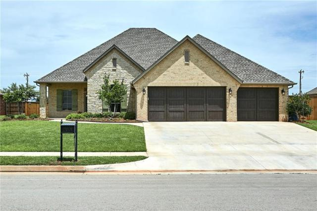 17821 Prairie Sky Way, Edmond, OK 73012 (MLS #822563) :: Wyatt Poindexter Group