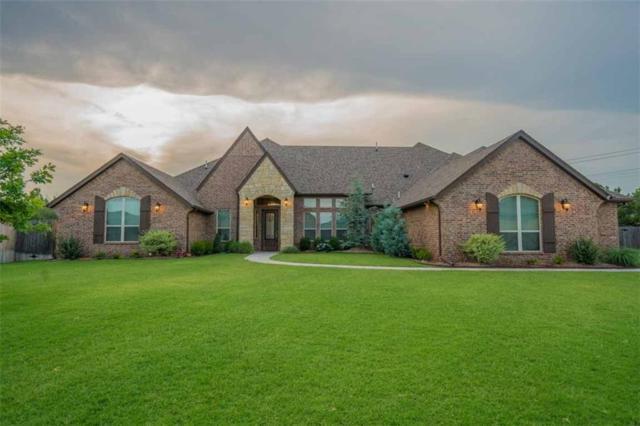 1505 NW 192nd Terrace, Edmond, OK 73012 (MLS #823592) :: Homestead & Co