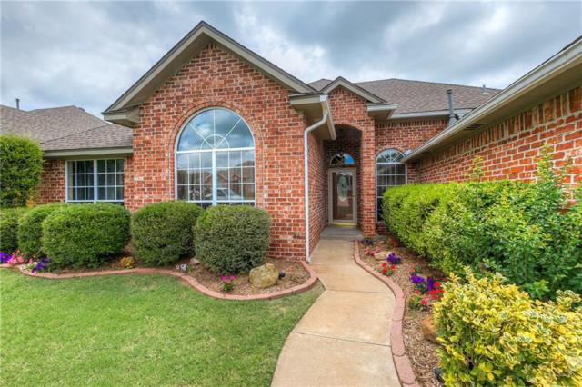 13308 Baldwin Drive, Oklahoma City, OK 73142 (MLS #824255) :: Wyatt Poindexter Group