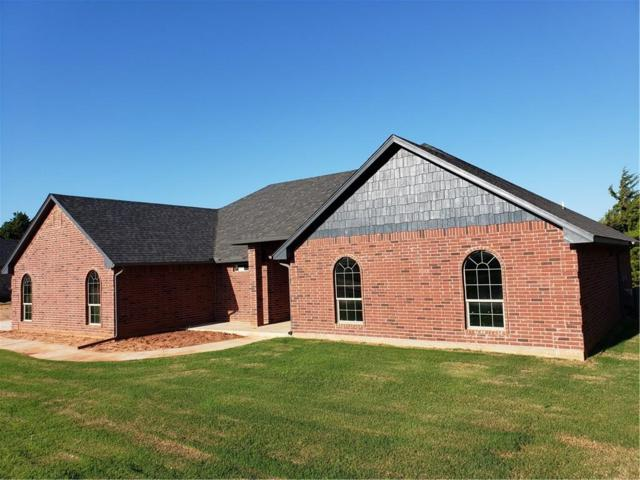775 Timberland Lane, Guthrie, OK 73044 (MLS #824381) :: Wyatt Poindexter Group