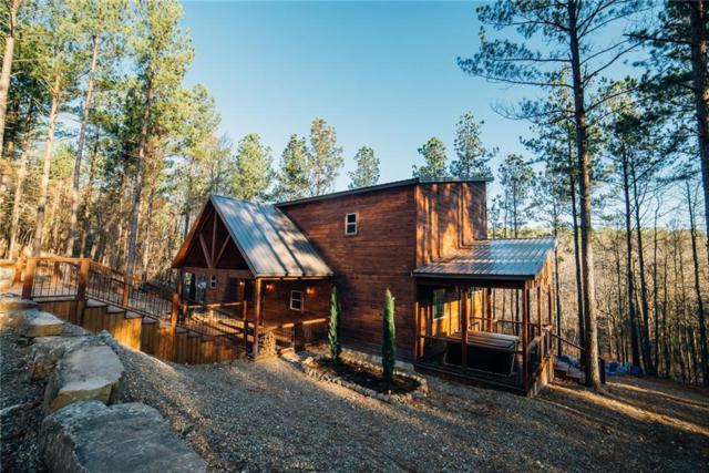 310 Red Berry Trail, Broken Bow, OK 74728 (MLS #824732) :: Homestead & Co