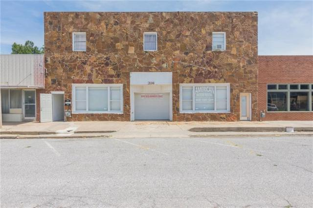 316 N Bickford, El Reno, OK 73036 (MLS #825282) :: Homestead & Co