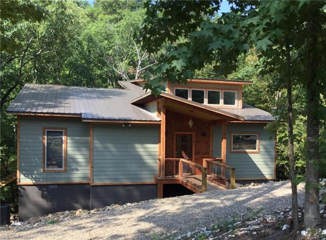 123 West Eagle Mountain Trail, Broken Bow, OK 74728 (MLS #825707) :: Wyatt Poindexter Group