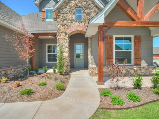 801 NW 186th Street, Edmond, OK 73012 (MLS #825933) :: Barry Hurley Real Estate