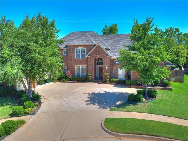 8005 NW 127th Circle, Oklahoma City, OK 73142 (MLS #826170) :: KING Real Estate Group