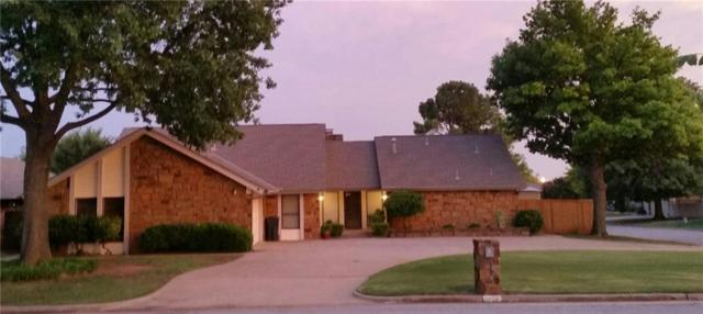 516 SW 103rd Street, Oklahoma City, OK 73139 (MLS #826448) :: Wyatt Poindexter Group