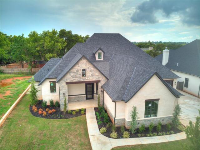 732 Turnberry, Edmond, OK 73025 (MLS #826622) :: Homestead & Co