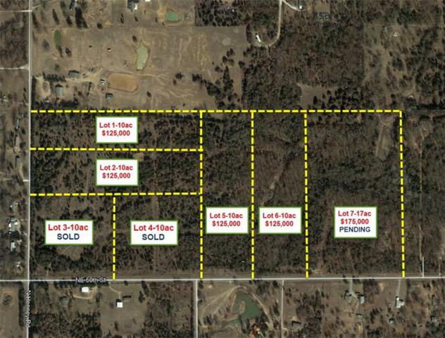 5100 N Henney Lots 1,2,5, And, Choctaw, OK 73020 (MLS #826671) :: Homestead & Co