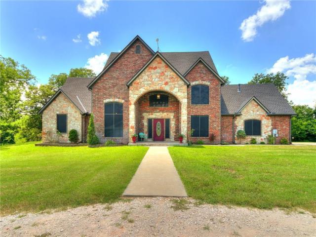 16120 Willow Bend Avenue, Oklahoma City, OK 73165 (MLS #827578) :: KING Real Estate Group