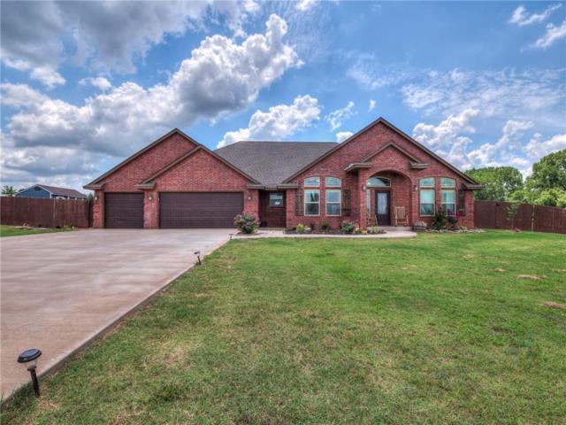 2367 County Road 1259, Blanchard, OK 73010 (MLS #827633) :: Homestead & Co