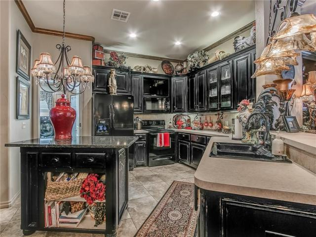 10915 Blue Sky, Midwest City, OK 73130 (MLS #828190) :: Erhardt Group at Keller Williams Mulinix OKC