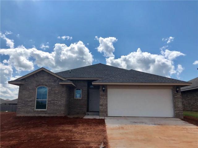 9112 SW 47th Street, Oklahoma City, OK 73179 (MLS #828374) :: Barry Hurley Real Estate