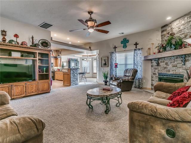 6 Willow Creek, Tuttle, OK 73089 (MLS #828425) :: Wyatt Poindexter Group