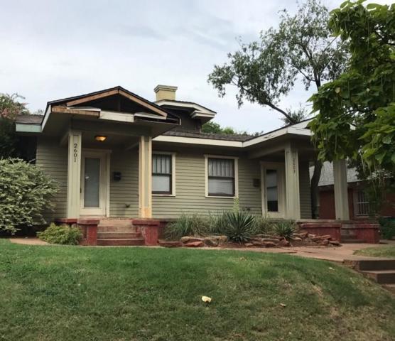 2601 N Robinson Avenue, Oklahoma City, OK 73103 (MLS #828452) :: KING Real Estate Group
