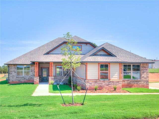 7151 Rubye Road, Edmond, OK 73025 (MLS #829110) :: KING Real Estate Group