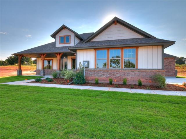 12070 Memory Lane, Edmond, OK 73025 (MLS #829267) :: KING Real Estate Group