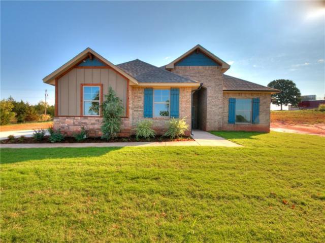 12050 Memory Lane, Edmond, OK 73025 (MLS #829272) :: KING Real Estate Group